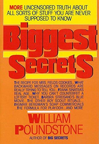 Biggest Secrets