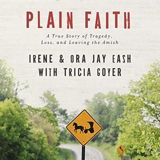 Plain Faith audiobook cover art