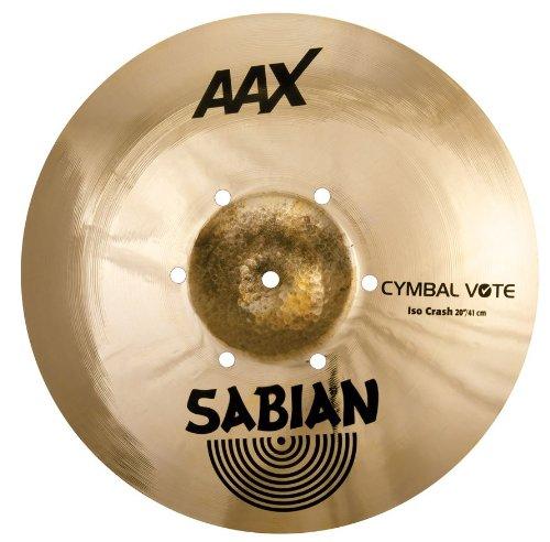 Sabian 220XISOCB AAX
