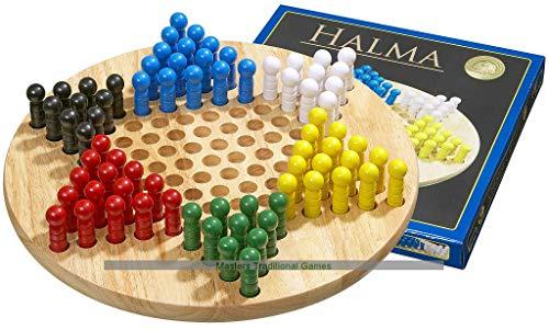 Philos 3300 - Halma, groß, Strategiespiel
