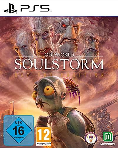 Oddworld: Soulstorm (Day One Oddition) - [PlayStation 5] [Importación alemana]