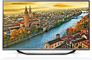 LG 55UF770V Ultra HD 4K 55 inch TV - Black