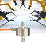 Celda de carga, micro sensor de pesaje en miniatura Varilla de tracción Tensión de presión Sensor de escala de peso DYMH-103(0~20 kg)
