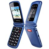 Best Cell Phone For Seniors - Uleway 3G Flip Phone Unlocked SOS Button Dual Review