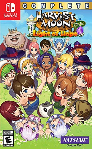 Harvest Moon: Light of Hope SE Complete - Nintendo Switch