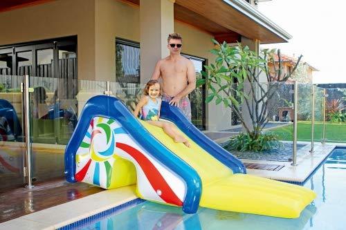 SportFit 600-23 - Poolrutsche - Wasserrutsche - Rutsche - Badespaß