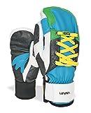 Level Rexford Sneaker Mitt, Guanto Man (Skiing And Snowboarding), Azzurro, 8.5/ML