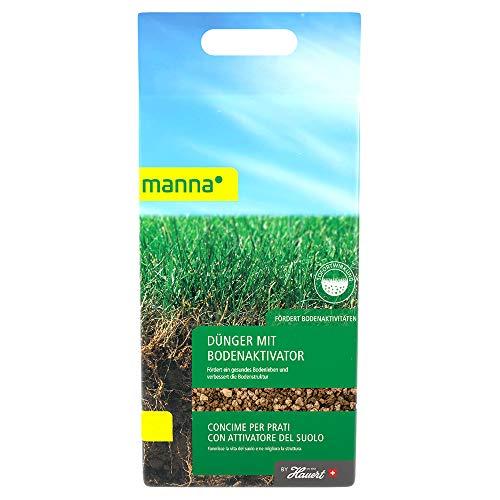 Hauert MANNA® Rasendünger mit Bodenaktivator 10 kg