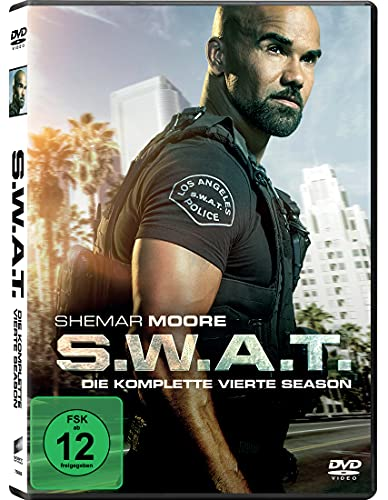 Produktbild von S.W.A.T. - Die komplette vierte Season [6 DVDs]