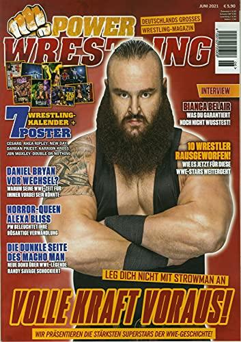 Power Wrestling 6/2021