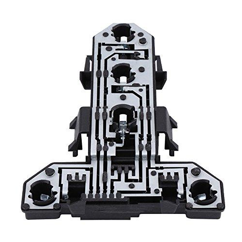 La placa de circuito del soporte de la bombilla de la luz trasera se adapta a Jetta Bora MK4 1998-2004 1J5-945-257