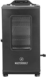 Masterbuilt MB20073519 MES 130P Bluetooth Digital Electric Smoker, Black