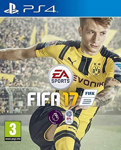FIFA 17 - Standard Edition - PlayStation 4 - [Edizione: Regno Unito]