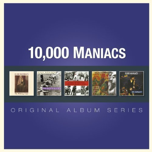 Original Album Series Box set, Import Edition by 10,000 Maniacs (2013) Audio CD by Unknown (0100-01-01)