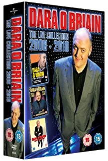 Dara O'Briain - The Live Collection 2006 - 2010