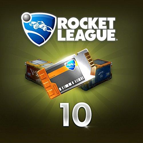 Rocket League: Rocket League Crate Unlock Key X10 - PS4 [Digital Code]