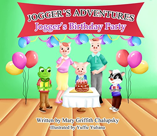 Jogger's Birthday Party: Jogger's Adventures (English Edition)