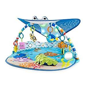 Bright Starts Disney Baby Gimnasio de Actividades Buscando a Nemo con Juegos