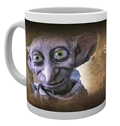 GB Eye, Harry Potter, Dobby, Mug [Import]