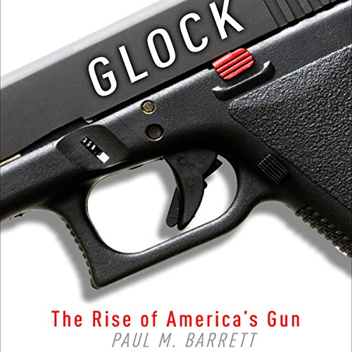 Glock audiobook cover art