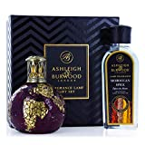 Set da regalo di piccola lampada catalitica asleigh & Burwood pfl636 Dragon 's Eye e Fragranza 250 ml pfl915especies di Marocco