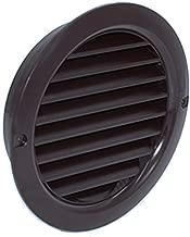 /Blanco/ /SYS-125/ Kair rejilla de purga de aire rejilla de pared/ /12,7/cm//125/mm espiga redonda/ /DUCVKC268