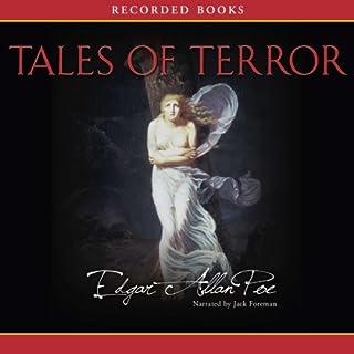 Tales of Terror audiobook cover art