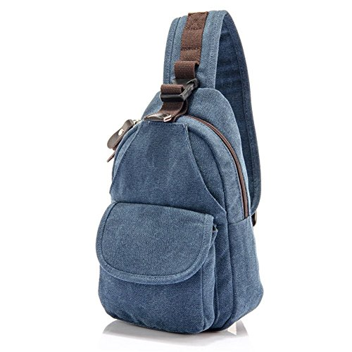 Sincere® sac de poitrine / Messenger hommes sac / sac femmes de la poitrine / Tote-1 carré
