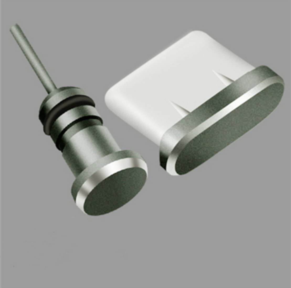 HOMEYU Sale Premium New Free Shipping Aluminum Anti-Dust Plug C and USB Head Type