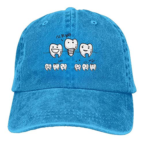 Preisvergleich Produktbild Voxpkrs Hut Ihre Freundin gegen Meine Freundin Denim Summer Sun Cap Leichte Laufmütze