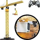 Baustellenfahrzeug ferngesteuert OFFIZIELL LIZENZIERT RC 1:20 Spielzeug Modell Fahrzeug