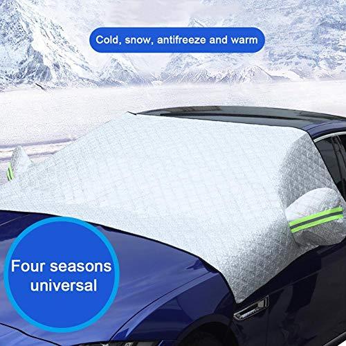 Auto Silber Abdeckung Schutz Für Front Windschutzscheibe Sonnenblende 145x100cm