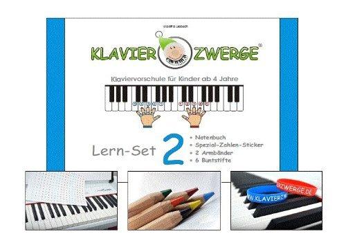 Kostenloser Versand! Klavierschule 2 für Kinder ab 5 Jahre, für Anfänger, für Vorschulkinder