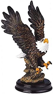 StealStreet SS-G-54059 Wild Life Eagles Collection Animal Bird Figure Decoration Collectible