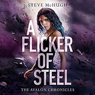 Page de couverture de A Flicker of Steel