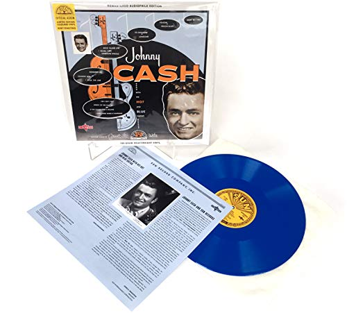 With His Hot & Blue Guitar [Vinyl LP]