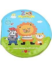 Zabawka wodna do kąpieli dla dzieci, przyjazna dla środowiska książka do kąpieli, dla niemowląt Maluch Baby(zoo)
