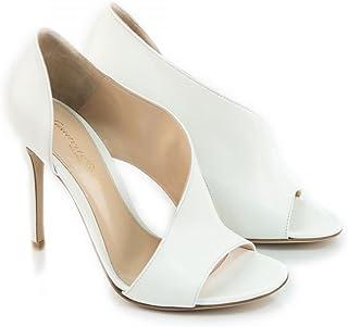 93d232230608 GIANVITO ROSSI , Sandales pour Femme Blanc Bianco No