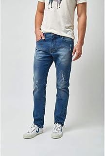 Calça Jeans Eco - Jeans Médio