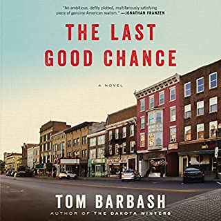 The Last Good Chance audiobook cover art