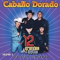 12 Grandes Exitos 2 by Caballo Dorado (2007-05-03)