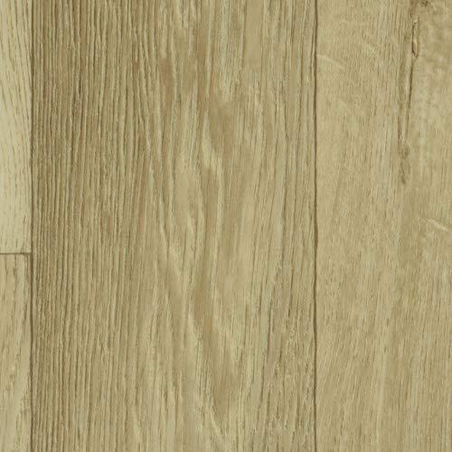 TAPETENSPEZI PVC Bodenbelag Eiche Grau | Vinylboden in 2m Breite & 10m Länge | Fußbodenheizung geeignet | Vinyl Planken strapazierfähig & pflegeleicht | Fußbodenbelag für Gewerbe und Wohnbereich