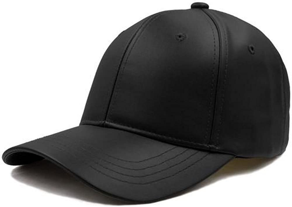 Sale item Limited price Nissi Faux Leather Dad Hat