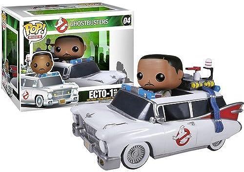Ghostbusters Funko POP  Winston Zeddmore Ecto 1 Vehicle by FUNKO, INC.