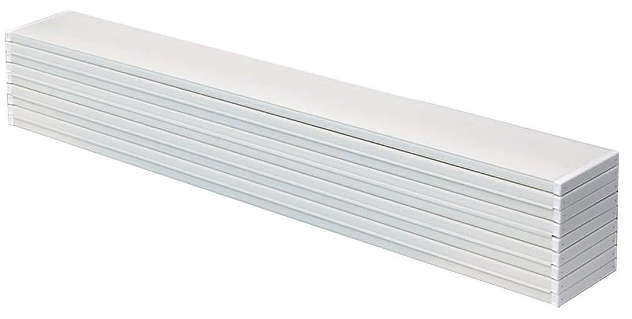 認証フレキシブル契約するオーエ コンパクト風呂ふた ネクスト アイボリー 70×110.3cm 防カビ M-11