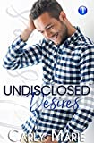 Desires: An MM Daddy Romance (Undisclosed Book 1)