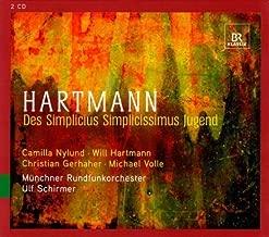 Hartmann: Des Simplicius Simplicissimus Jugend by Camilla Nylund (2009-11-17)