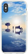 Your Lie in April Clear Shockproof Cases Cover Compatible for iPhone XR