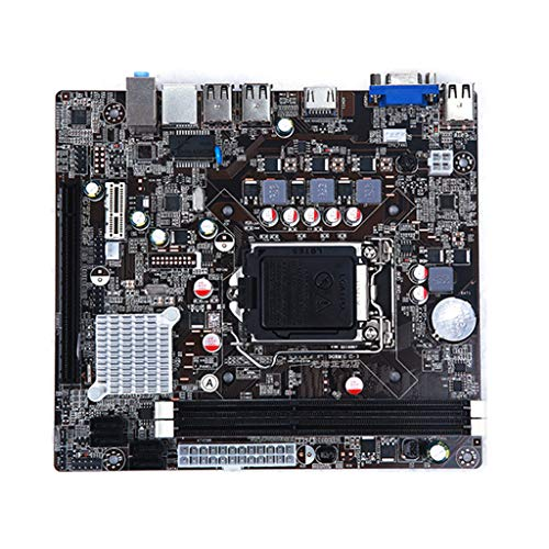 New P8H61-M LX3 PLUS R2.0 Desktop Motherboard...