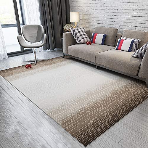GBFR - Alfombra de cachemira corta para salón, dormitorio, estudio, exterior, comedor, baño, balcón